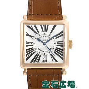 フランク・ミュラー FRANCK MULLER マスタースクエア 6000HSCDT 中古 メンズ 腕時計|houseki-h