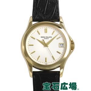 パテック・フィリップ PATEK PHILIPPE カラトラバ 5107J-001 中古  メンズ 腕時計|houseki-h