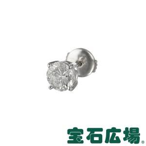 宝石広場オリジナル ダイヤ ピアス(シングル) D 1.047ct  新品  ジュエリー houseki-h