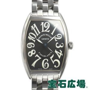 フランクミュラー FRANCK MULLER トノウカーベックス カサブランカ 6850CASA 中古 メンズ 腕時計|houseki-h