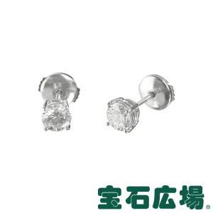 ダイヤモンド ジュエリー 宝石広場オリジナル ダイヤピアス D 0.526ct/0.514ct  新品  ジュエリー|houseki-h