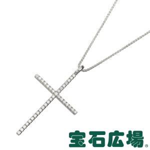 ダミアーニ DAMIANI ミステリークロス ダイヤ ペンダントネックレス(L) 20000813 中古  ジュエリー|houseki-h