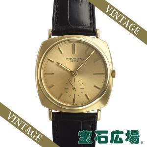 パテックフィリップ PATEK PHILIPPE カラトラバ 3525 中古 メンズ 腕時計|houseki-h