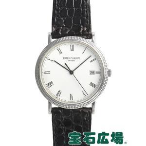 パテック・フィリップ PATEK PHILIPPE カラトラバ 3944 中古  メンズ 腕時計|houseki-h