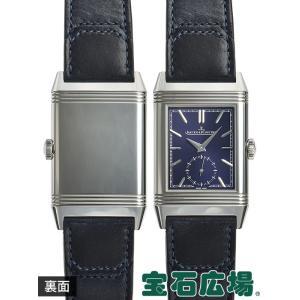 ジャガールクルト JAEGER LECOULTRE レベルソ トリビュート スモールセコンド Q3978480 中古 メンズ 腕時計|houseki-h