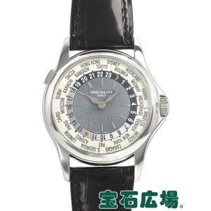 パテック・フィリップ PATEK PHILIPPE ワールドタイム 5110P-001 中古  メンズ 腕時計|houseki-h