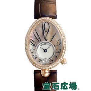 ブレゲ BREGUET クィーン オブ ネイプルズ 8918BR/5T/964 D00D 中古  レディース 腕時計|houseki-h