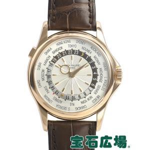 パテック・フィリップ PATEK PHILIPPE ワールドタイム 5130R-001 中古  メンズ 腕時計|houseki-h
