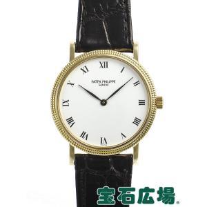 パテック・フィリップ PATEK PHILIPPE カラトラバ 3992J 中古  メンズ 腕時計|houseki-h