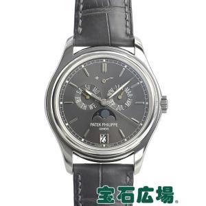 パテックフィリップ PATEK PHILIPPE アニュアルカレンダー 5146P-001 中古 未使用品 メンズ 腕時計|houseki-h
