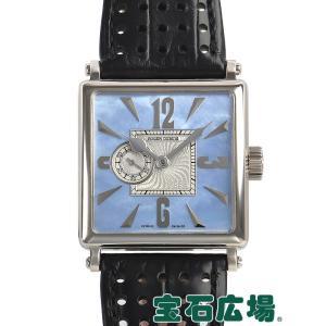 ロジェデュブイ ROGER DUBUIS ゴールデンスクエア  中古 メンズ 腕時計|houseki-h