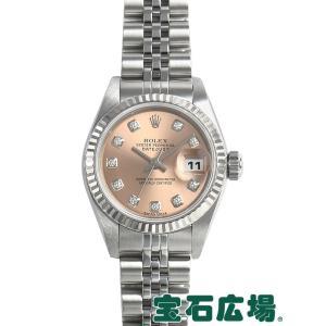 ロレックス ROLEX デイトジャスト 79174G 中古  レディース 腕時計|houseki-h