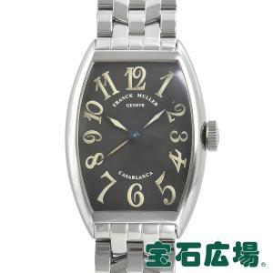 フランクミュラー FRANCK MULLER トノウカーベックス カサブランカ 5850CASA 中古 メンズ 腕時計|houseki-h