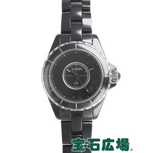 シャネル CHANEL J12 29 インテンスブラック H4196 中古  レディース 腕時計|houseki-h
