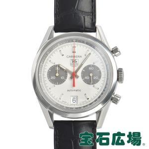 タグ・ホイヤー TAG HEUER カレラ 40周年限定 1964本限定 CV2117.FC6182 中古 メンズ 腕時計|houseki-h