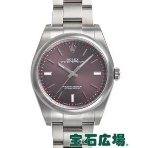 ロレックス ROLEX オイスターパーペチュアル 39 114300 中古  未使用品 メンズ 腕時計 houseki-h
