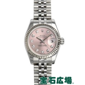 ロレックス ROLEX デイトジャスト 179174G 中古  レディース 腕時計|houseki-h