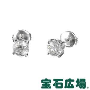 ダイヤモンド ジュエリー 宝石広場オリジナル ダイヤ ピアス D 1.003ct / 1.005ct  新品  ジュエリー|houseki-h