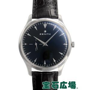 ゼニス ZENITH エリート ウルトラシン 03.2010.681/21.C493 中古 メンズ 腕時計|houseki-h