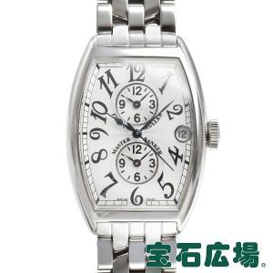 フランクミュラー FRANCK MULLER トノウカーベックス マスターバンカー 5850MB 中古 メンズ 腕時計|houseki-h