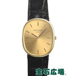 パテック・フィリップ PATEK PHILIPPE ゴールデンエリプス 3778 中古  メンズ 腕時計|houseki-h
