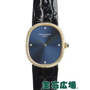パテック・フィリップ PATEK PHILIPPE ゴールデンエリプス 3849J-001 中古  メンズ 腕時計|houseki-h