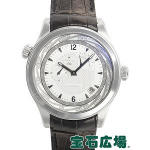 ゼニス ZENITH クラスエリート トラベラーマルチシティ 03.0520.687/01.C678 中古 極美品 メンズ 腕時計|houseki-h