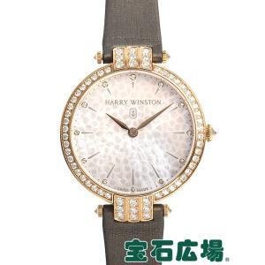 ハリー ウィンストン HARRY WINSTON プルミエール 36mm PRNQHM36RR001 中古 未使用品 レディース 腕時計|houseki-h