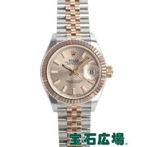 ロレックス ROLEX レディ デイトジャスト 28 279171 中古  未使用品 レディース 腕時計|houseki-h