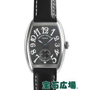 フランクミュラー FRANCK MULLER トノウカーベックス カサブランカ 7502S6CASA 中古 ユニセックス 腕時計|houseki-h