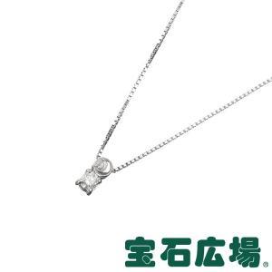 ダミアーニ DAMIANI グリフロゴ 1Pダイヤ ペンダントネックレス 20058259 中古  ジュエリー|houseki-h
