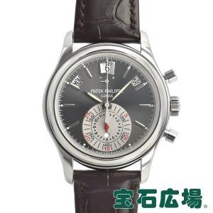 パテックフィリップ PATEK PHILIPPE アニュアルカレンダー 5960P-001 中古 メンズ 腕時計|houseki-h