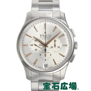 ゼニス ZENITH キャプテン エルプリメロ 03.2110.400/01.M2110 中古 メンズ 腕時計|houseki-h