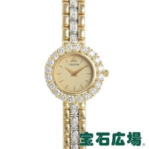 セイコー SEIKO クレドール 2F70-0120-D 中古 レディース 腕時計|houseki-h