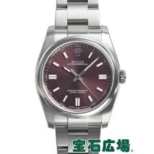 ロレックス ROLEX オイスターパーペチュアル 116000 中古 メンズ 腕時計 houseki-h