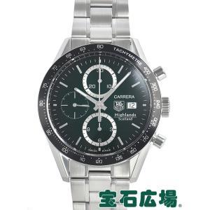 タグ・ホイヤー TAG HEUER カレラタキメータークロノ ハイランド スコットランド 限定400本 CV2012.BA0786 中古 メンズ 腕時計 houseki-h