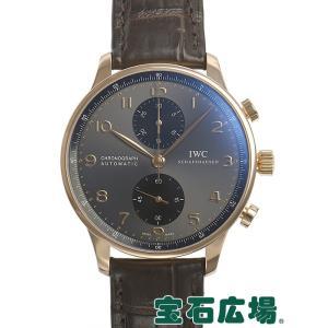 IWC (アイ・ダブリュー・シー) ポルトギーゼクロノ IW371482 中古 メンズ 腕時計 houseki-h