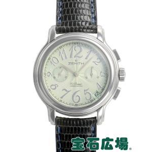 ゼニス ZENITH クロノマスター スター エルプリメロ 03.1230.4002 中古 レディース 腕時計|houseki-h