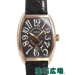 フランクミュラー FRANCK MULLER トノウカーベックス 7851SCDT 中古 メンズ 腕時計|houseki-h