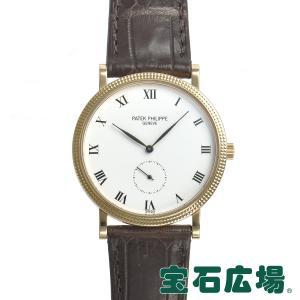 パテックフィリップ PATEK PHILIPPE カラトラバ 3919J-001 中古 メンズ 腕時計|houseki-h