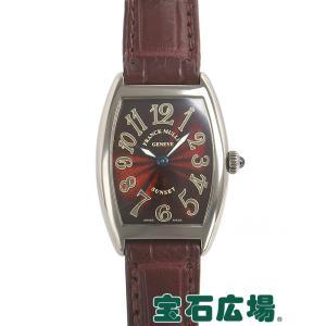 フランクミュラー FRANCK MULLER トノウカーベックスサンセット 1752QZRS 中古 レディース 腕時計 houseki-h