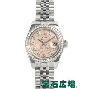 ロレックス ROLEX デイトジャスト 179384G 中古 レディース 腕時計|houseki-h
