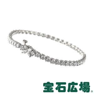 ティファニー TIFFANY&CO ビクトリア ライン 4Pマーキスダイヤ・ダイヤ ブレスレット 13265933 中古  ジュエリー|houseki-h