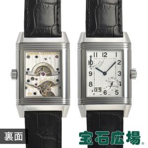 ジャガールクルト JAEGER LECOULTRE レベルソ グランドデイト Q3008420 中古 メンズ 腕時計|houseki-h