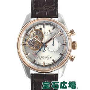 ゼニス ZENITH エルプリメロ クロノマスターオープン パワーリザーブ 51.2080.4021/01.C494 中古 メンズ 腕時計|houseki-h