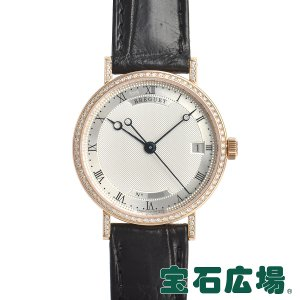 ブレゲ BREGUET クラシック 9068BR/12/976 DD00 中古 メンズ 腕時計|houseki-h