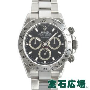 ロレックス ROLEX デイトナ 116520 中古 極美品 メンズ 腕時計|houseki-h