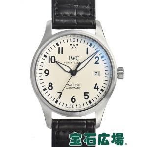 IWC (アイ・ダブリュー・シー) パイロットウォッチ マーク18 IW327002 中古 メンズ 腕時計 houseki-h
