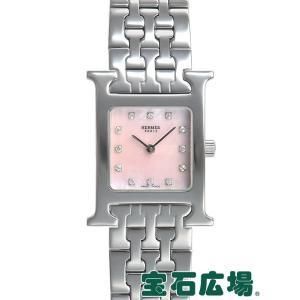 エルメス HERMES Hウォッチ HH1.210.285/4804 中古 レディース 腕時計|houseki-h