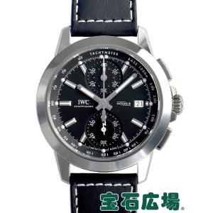IWC (アイ・ダブリュー・シー) インヂュニア クロノグラフスポーツ 世界限定500本 IW378509 中古 メンズ 腕時計 houseki-h